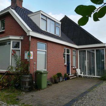 Fysio 4 Noorderhoogebrug Groningen - buitenkant fysiopraktijk 1