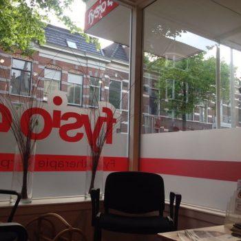 Fysio 4 Westersingel Groningen - wachtruimte fysiopraktijk